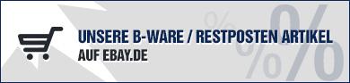 Restposten und B-Ware - Spare beim Kauf von Restposten, Kundenrückläufern oder B-Ware. Jetzt auf eBay anschauen!