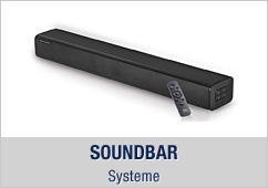 Soundbar Systeme