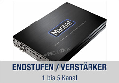 Endstufen / Verstärker, 1 bis 5-Kanal