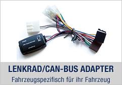 Lenkrad Adapter, Fahrzeugspezifisch für ihr Fahrzeug